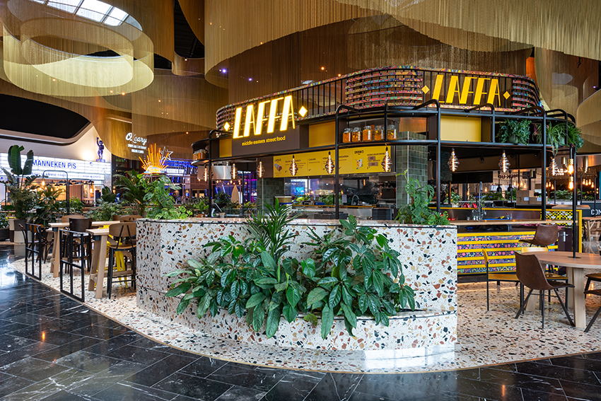 Laffa (Westfield Mall)