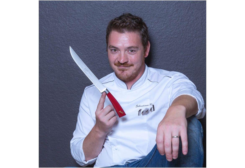 5 vragen aan Italiaanse chef-kok Sebastiano Rovida
