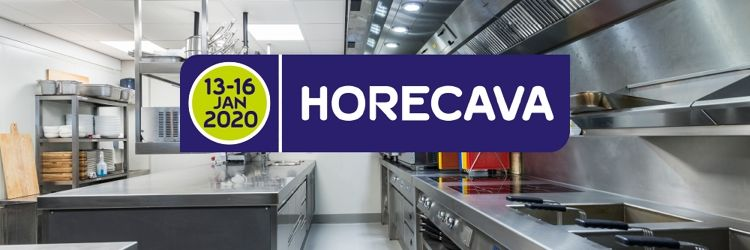 Stands bomvol introducties tijdens Horecava