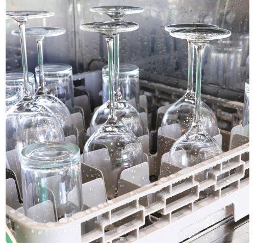 Aangescherpte hygiëne: zijn glazenspoelers straks de norm?