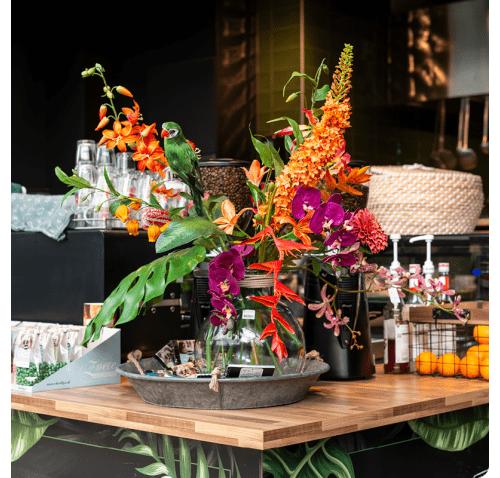 Groencentrum Witmarsum pioniert met restaurant