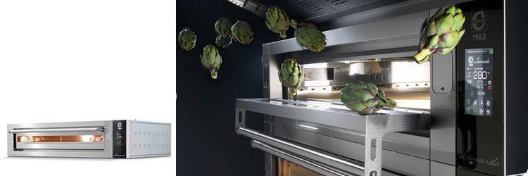 Leonardo pizza oven