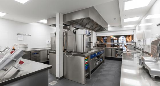 Grootkeukens Professionele Keukens Voor Horeca Bedrijven Hakvoort
